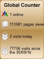 Website Statistic